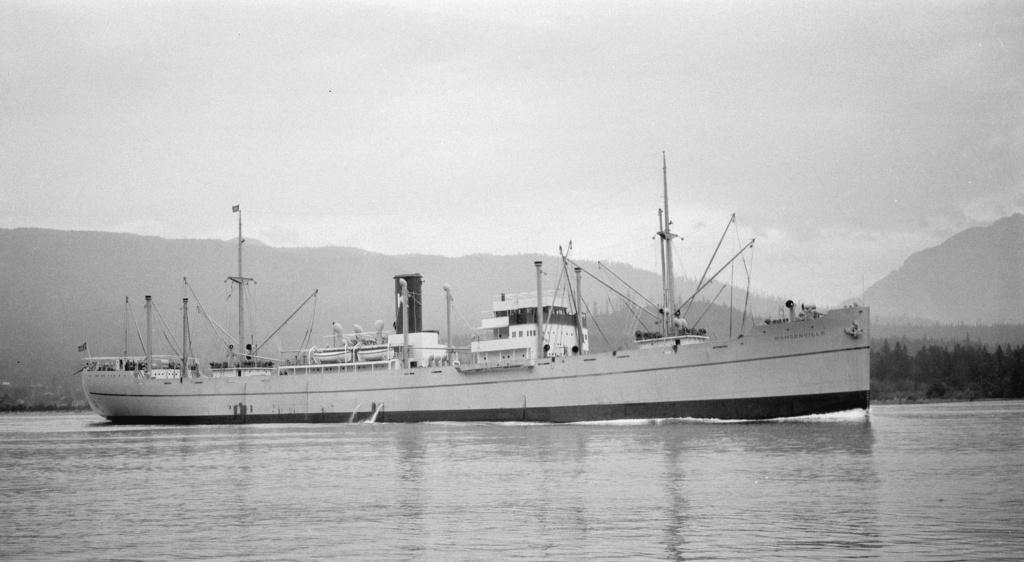 Photos General cargo avant 1940 (Plus 3000gt) 17 Nansen10