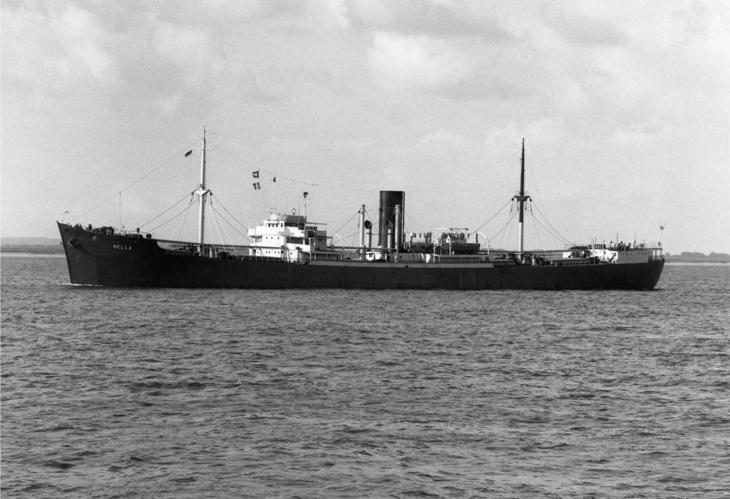 Photos General cargo avant 1940 (Plus 3000gt) 26 Nella_10