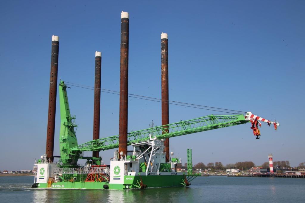 Photos de navires Luxembourgeois Armateur enre Belgique N/S Neptun10