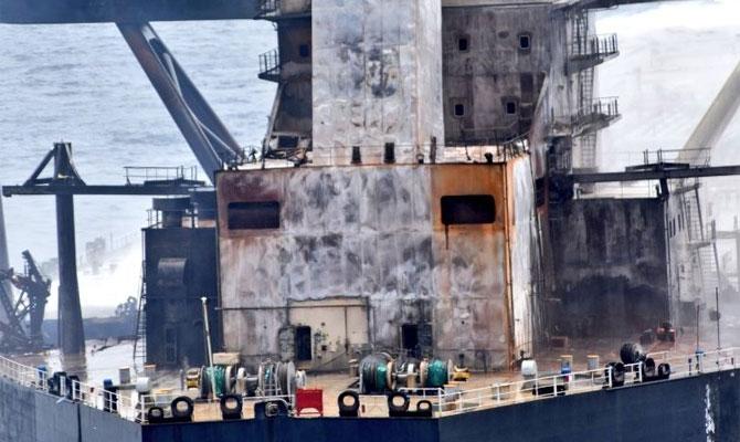 Explosion et incendie sur un pétrolier près du Sri Lanka - Page 2 Newdia25