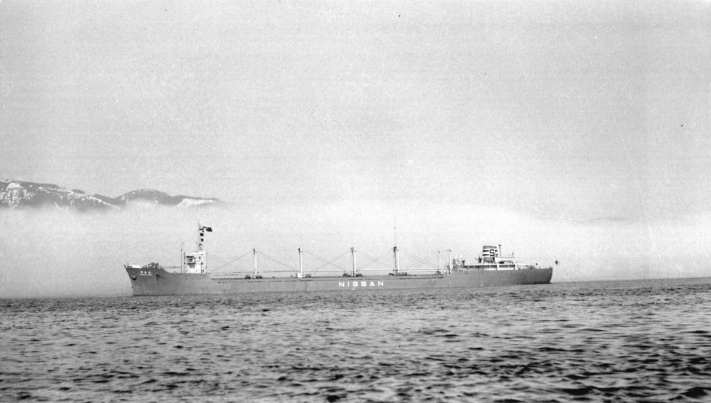 Photos Navires du monde construit entre 1950-1960 (4) Nichir10