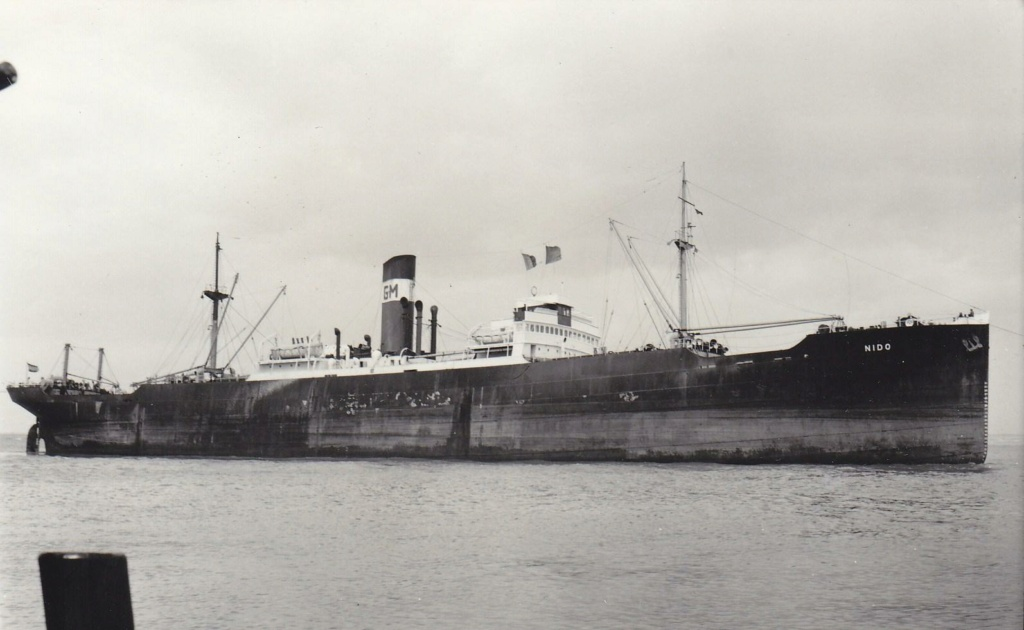 Photos General cargo avant 1940 (Plus 3000gt) 20 Nido_i10