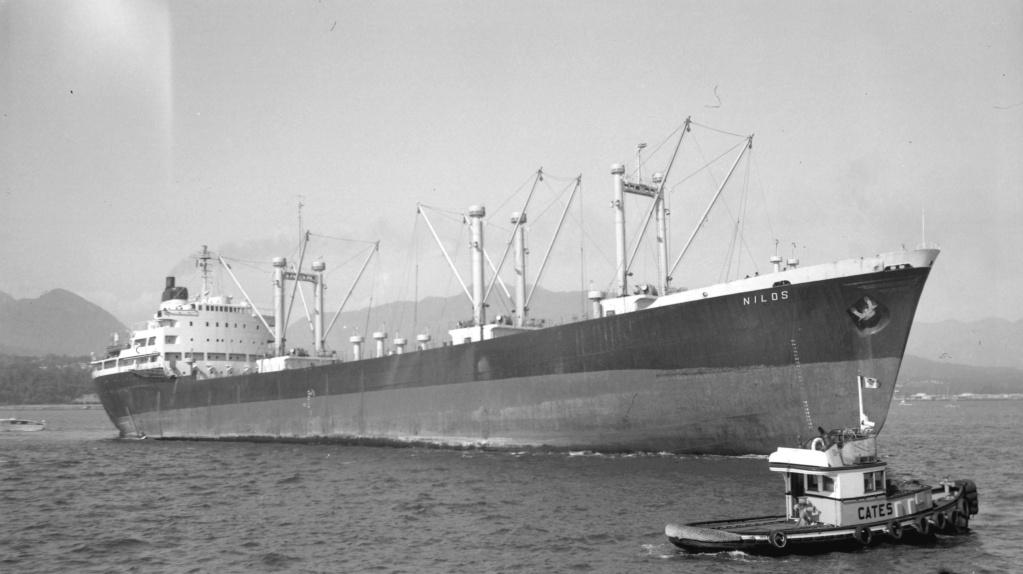 Photos Navires du monde construit entre 1950-1960 (4) Nilos_11