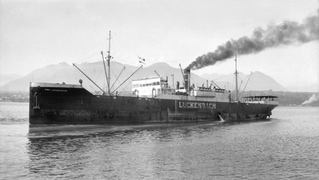 Photos General cargo avant 1940 (Plus 3000gt) 16 Nira_l10