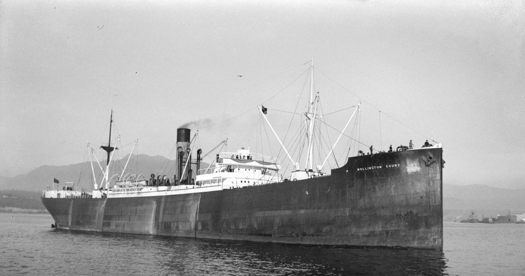 Photos General cargo avant 1940 (Plus 3000gt) 9 Nollin10