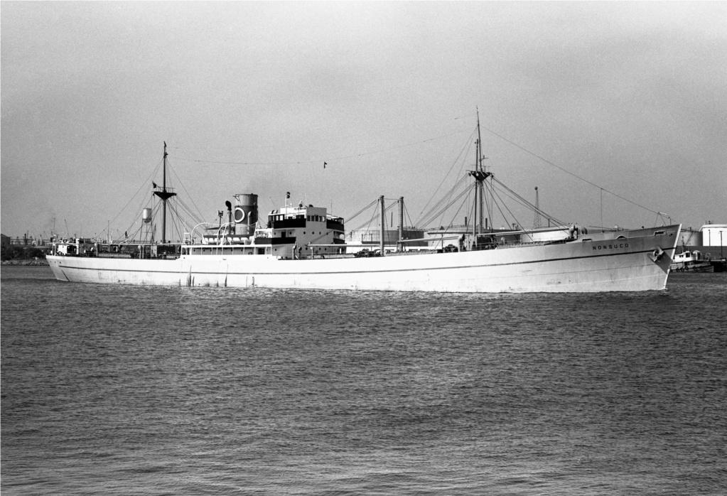 Photos General cargo avant 1940 (Plus 3000gt) 26 Nonsuc11