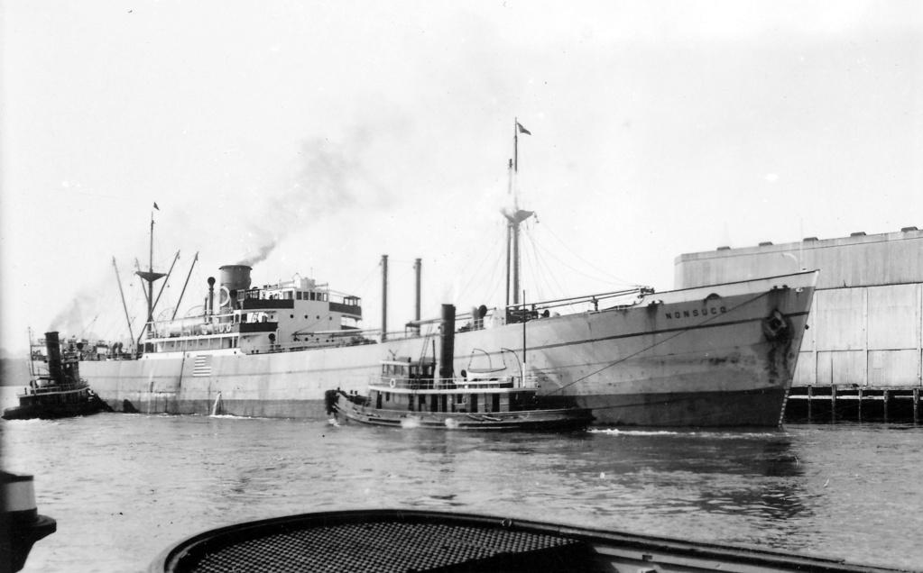 Photos General cargo avant 1940 (Plus 3000gt) 26 Nonsuc12