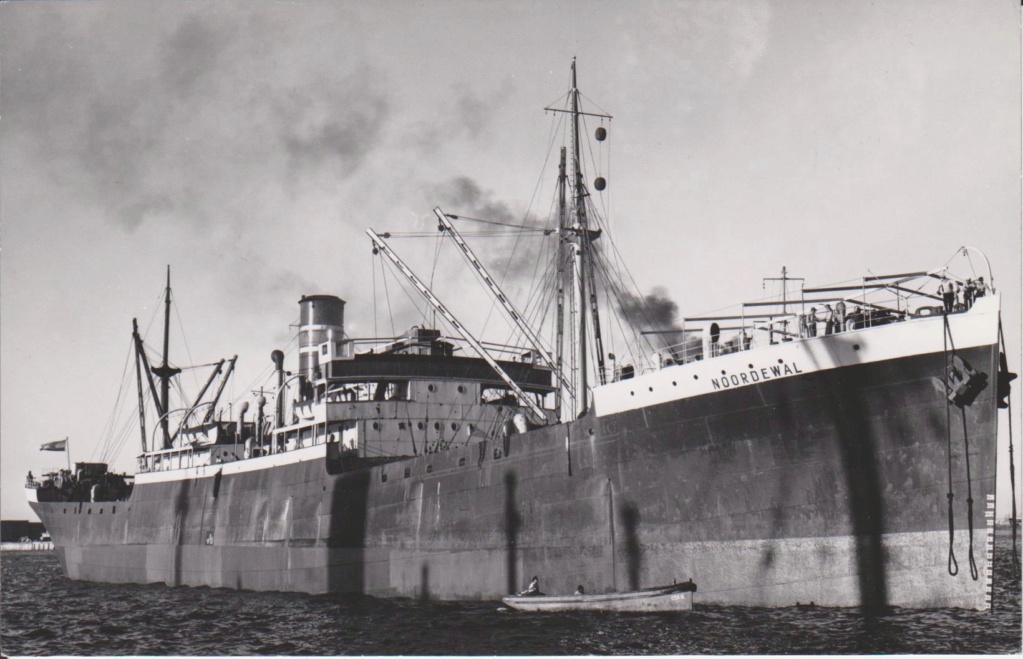 Photos General cargo avant 1940 (Plus 3000gt) 15 Noorde10