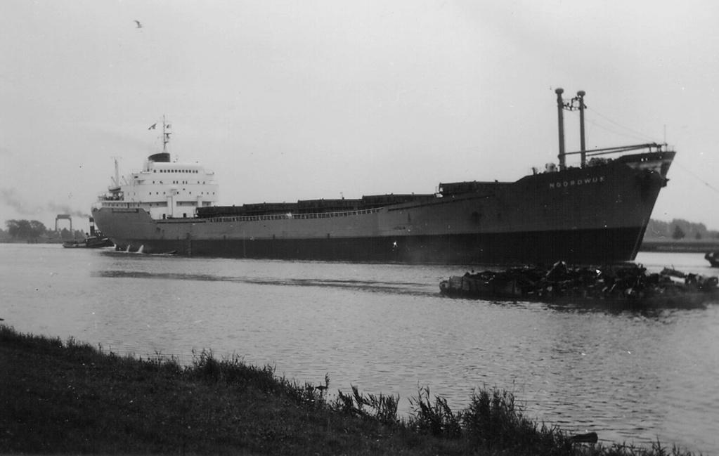 Photos Navires du monde construit entre 1950-1960 (7) Noordw10