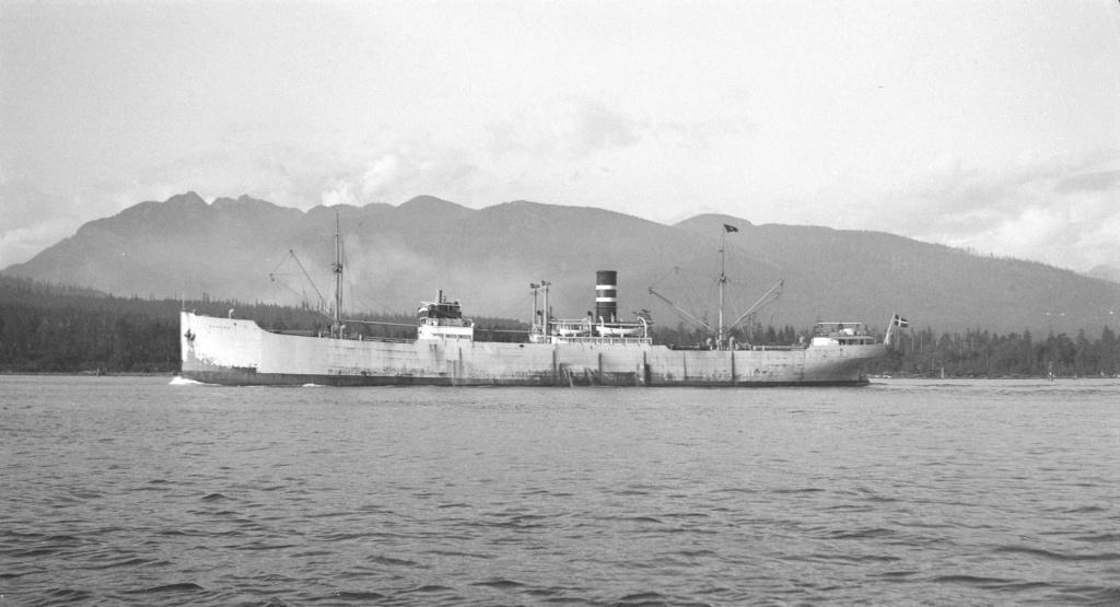Photos General cargo avant 1940 (Plus 3000gt) 7  Nordbo10