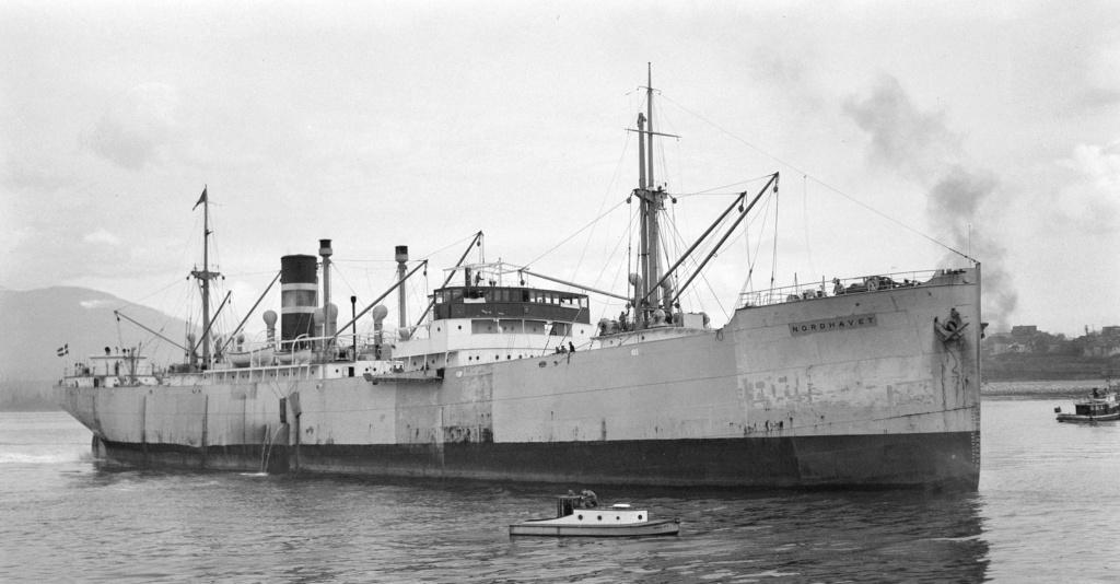 Photos General cargo avant 1940 (Plus 3000gt) 17 Nordha10