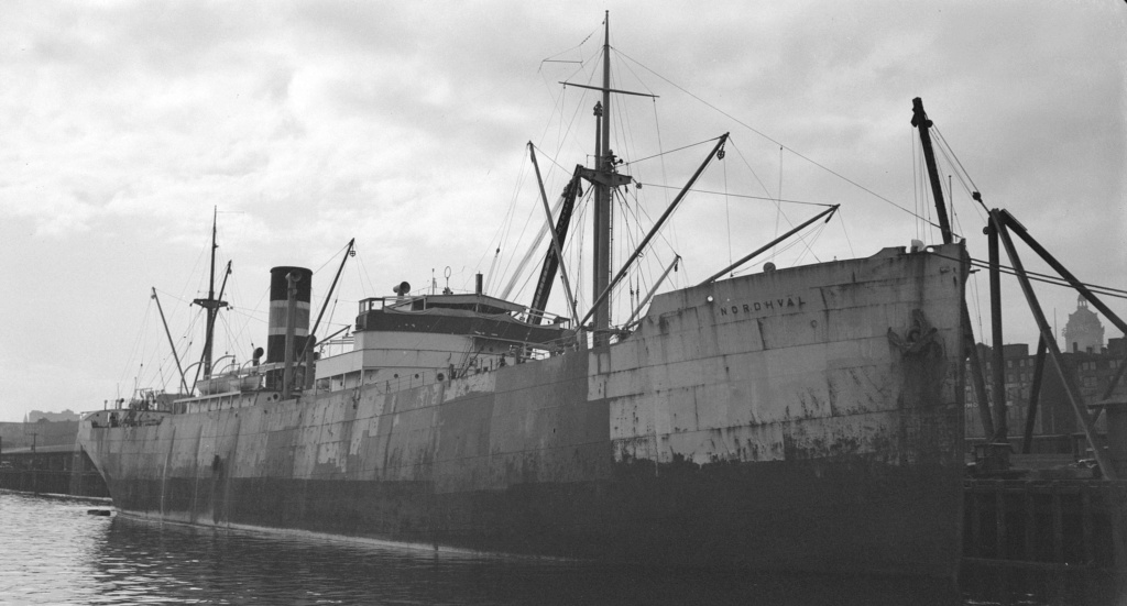 Photos General cargo avant 1940 (Plus 3000gt) 7  Nordhv10
