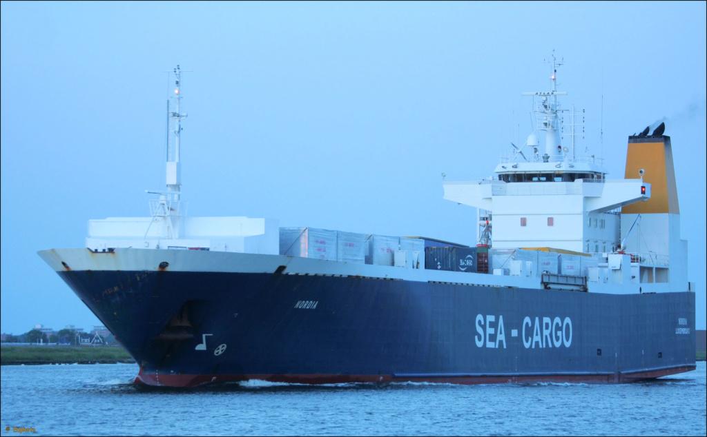 Photos de navires Luxembourgeois Armateur enre Belgique N/S Nordia10