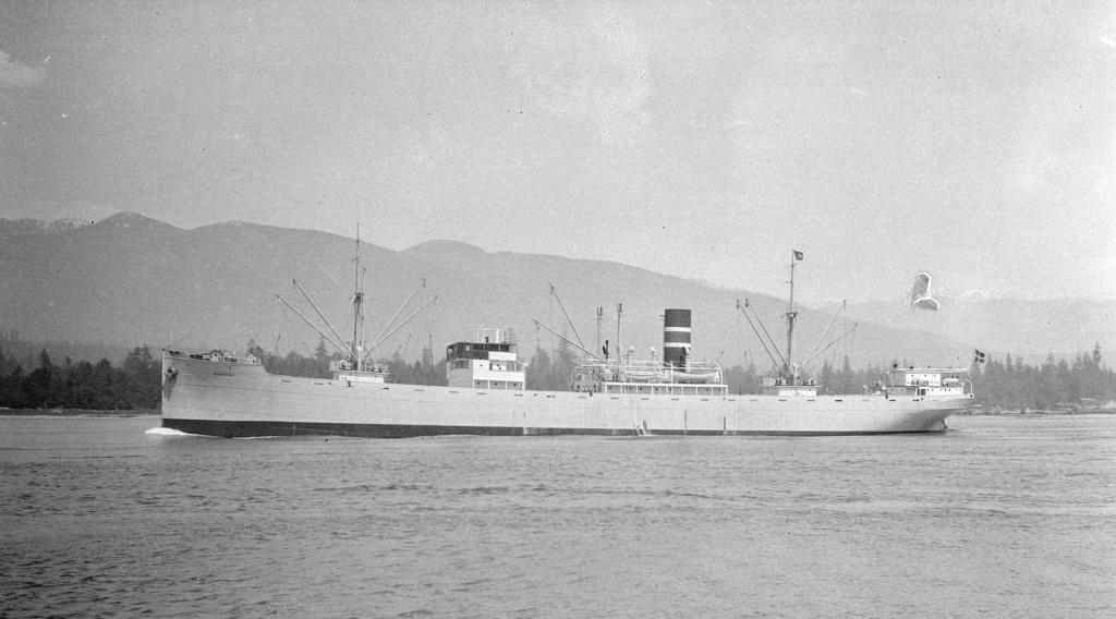 Photos General cargo avant 1940 (Plus 3000gt) 7  Nordka10