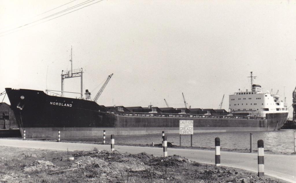 Photos Navires du monde construit entre 1950-1960 (5) Nordla10