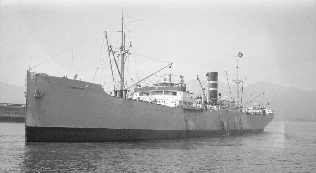 Photos General cargo avant 1940 (Plus 3000gt) 7  Nordpo10