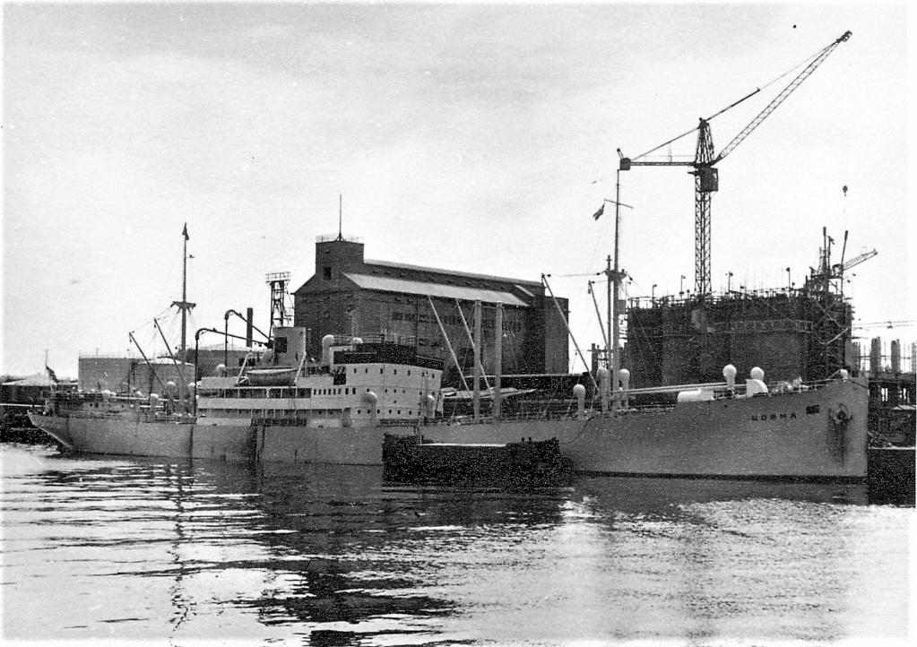 Photos General cargo avant 1940 (Plus 3000gt) 5  Norma_10