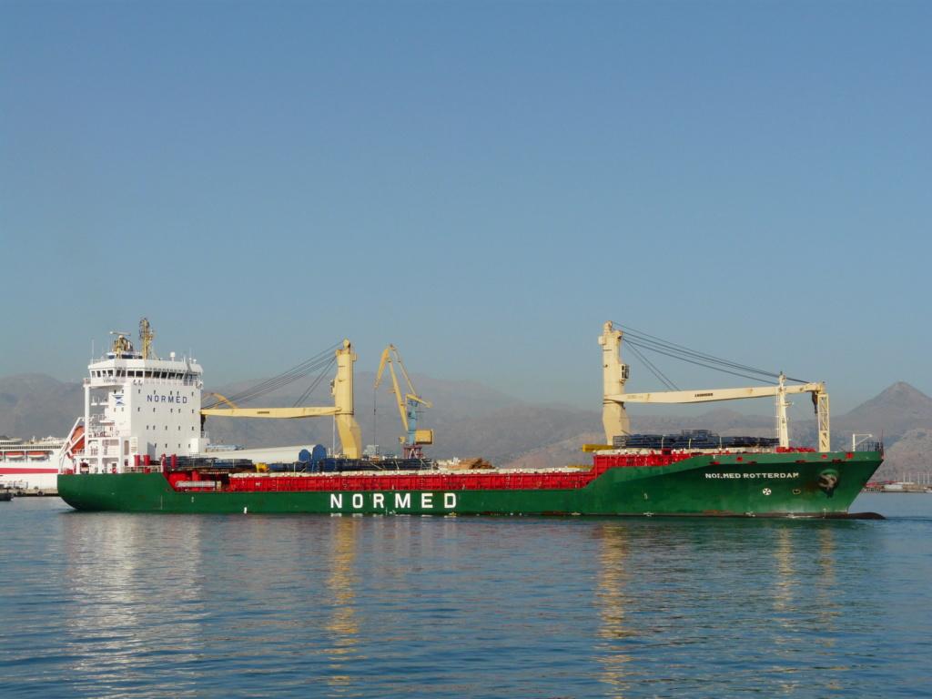 Photos de navires Luxembourgeois Armateur enre Belgique N/S Normed10