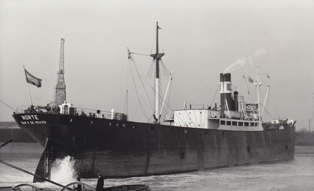 Photos General cargo avant 1940 (Plus 3000gt) 9 Norte_10