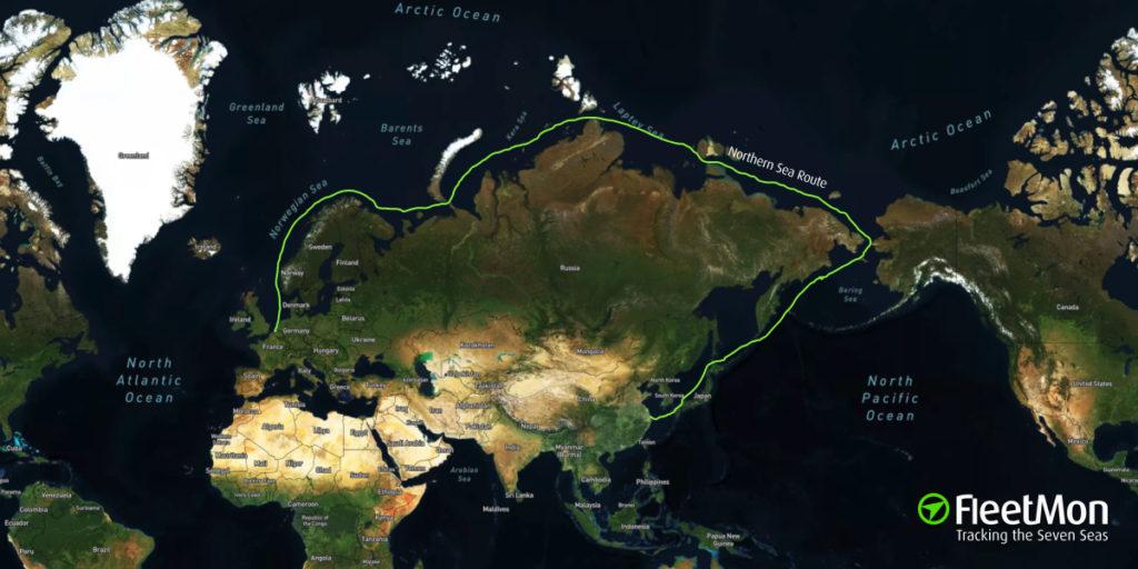 Expédition dans l'Arctique: la nouvelle ruée vers l'or Northe10