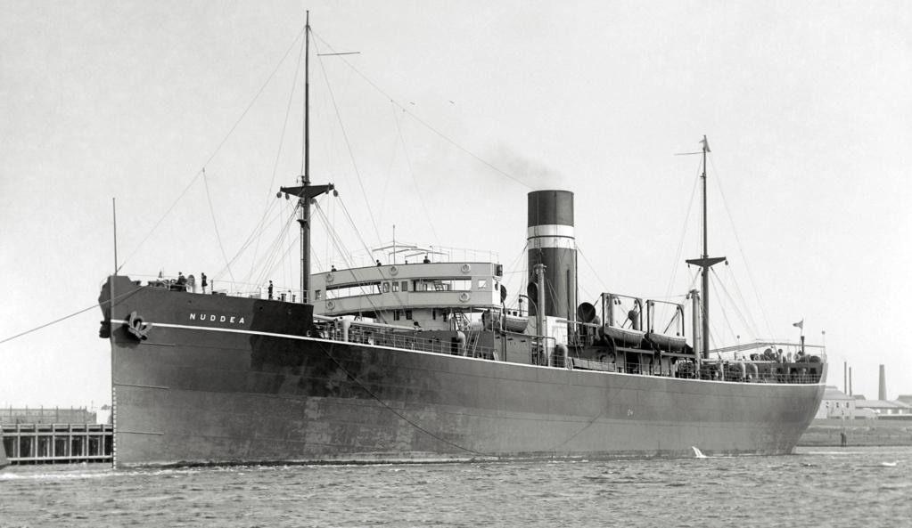Photos General cargo avant 1940 (Plus 3000gt) 25 Nuddea10