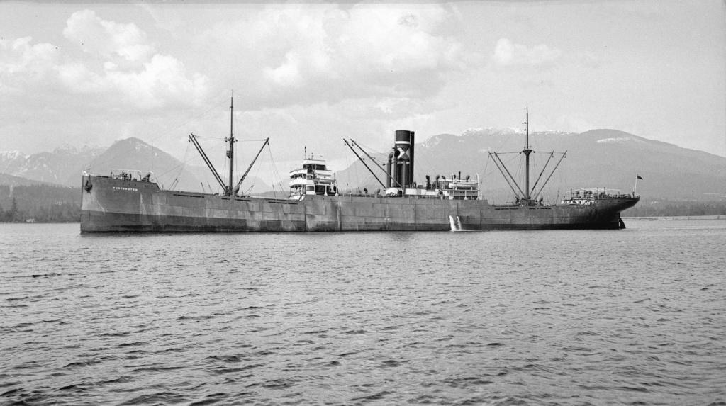 Photos General cargo avant 1940 (Plus 3000gt) 15 Nurtur10