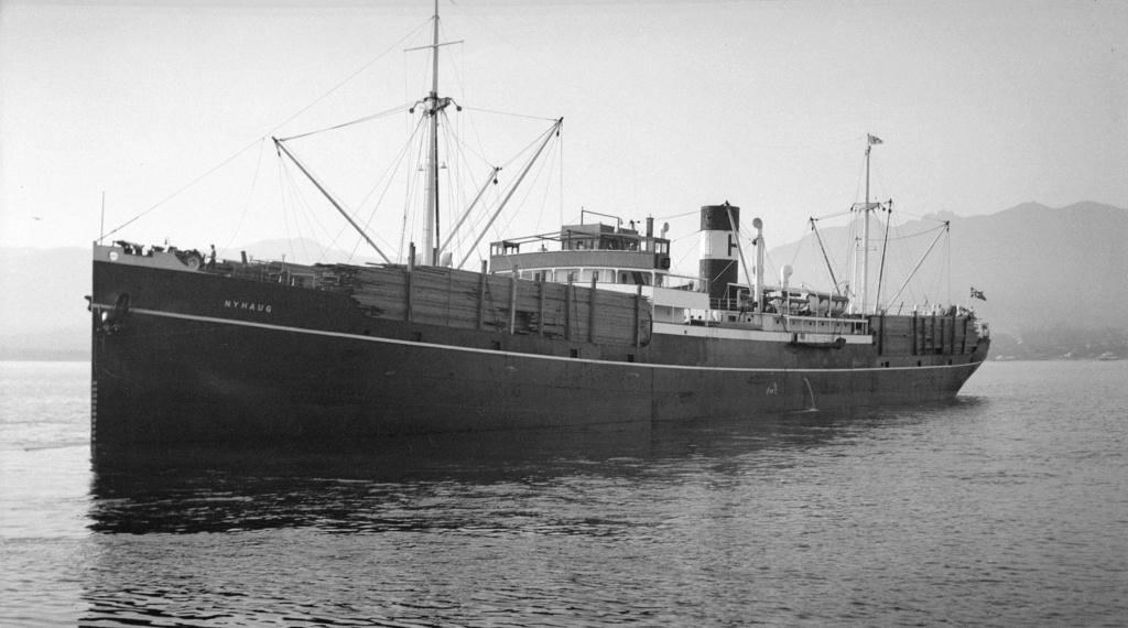 Photos General cargo avant 1940 (Plus 3000gt) 11 Nyhaug10