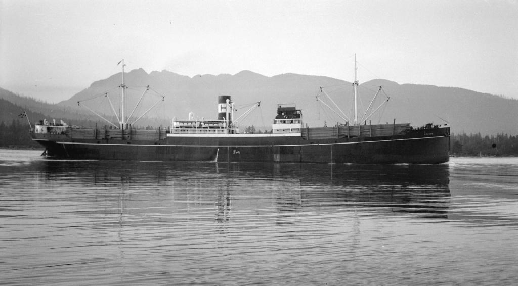 Photos General cargo avant 1940 (Plus 3000gt) 16 Nyhaug11