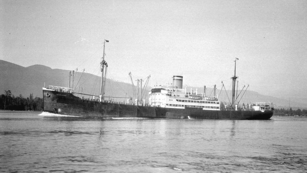 Photos General cargo avant 1940 (Plus 3000gt) 17 Oaklan10
