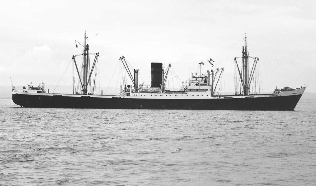 Photos General cargo avant 1940 (Plus 3000gt) 9 Oakmor11