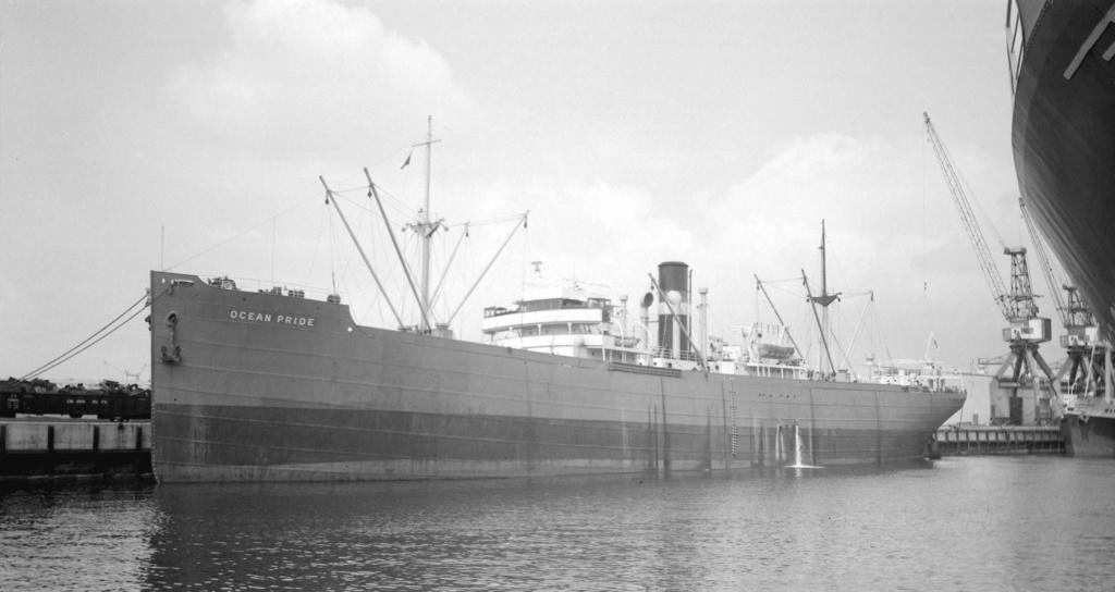 Photos General cargo avant 1940 (Plus 3000gt) 17 Ocean_10