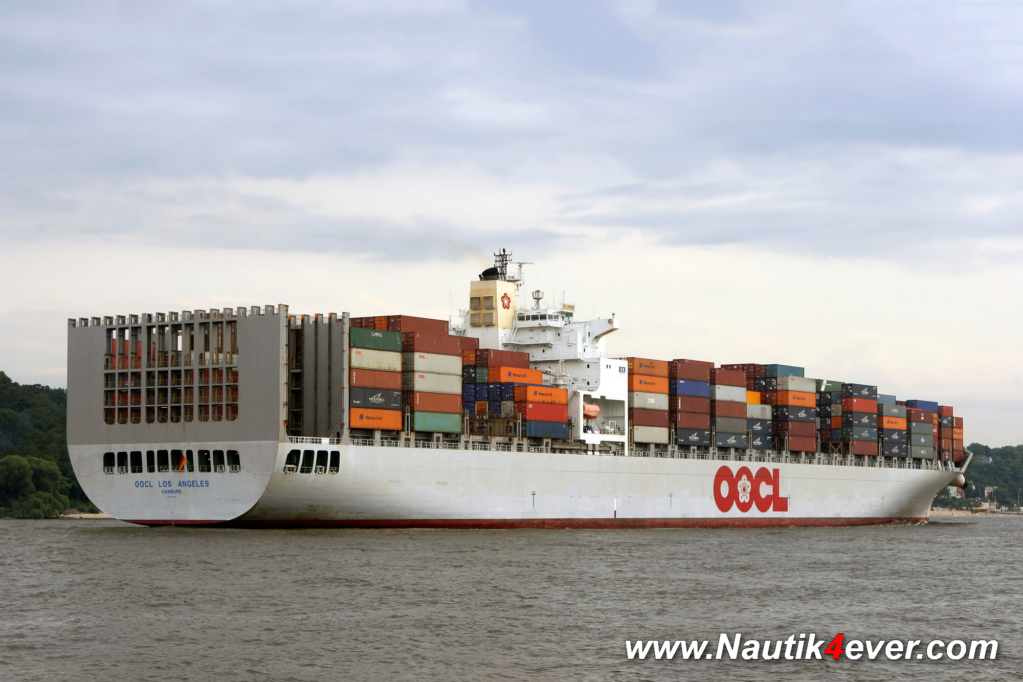 Photos de navires Luxembourgeois Armateur enre Belgique N/S Oocl_l10