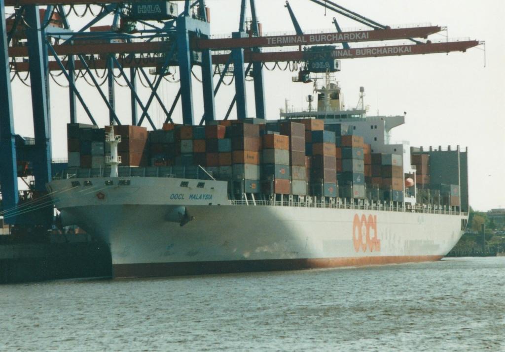 Photos de navires Luxembourgeois Armateur enre Belgique N/S Oocl_m10
