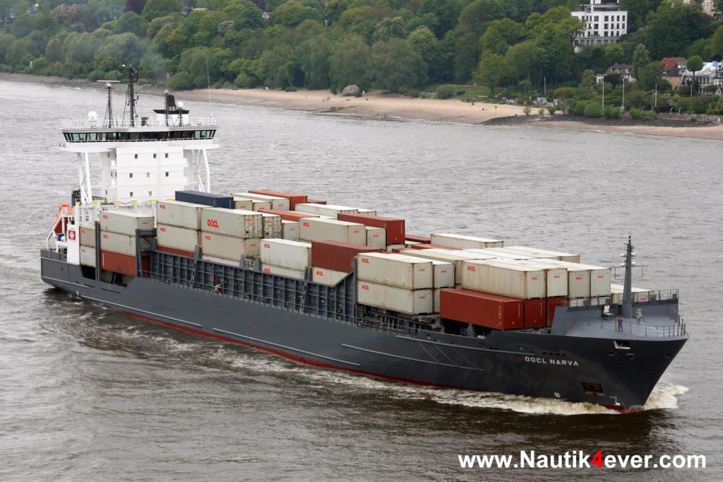 Photos de navires Luxembourgeois Armateur enre Belgique N/S Oocl_n10