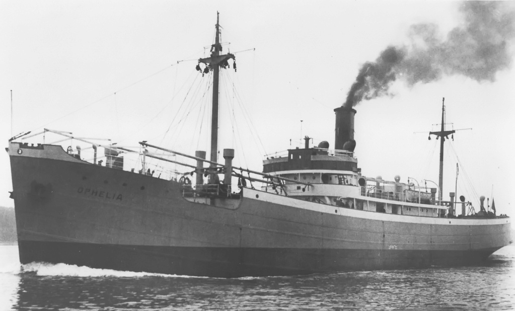Photos General cargo avant 1940 (Plus 3000gt) 1  Opheli10