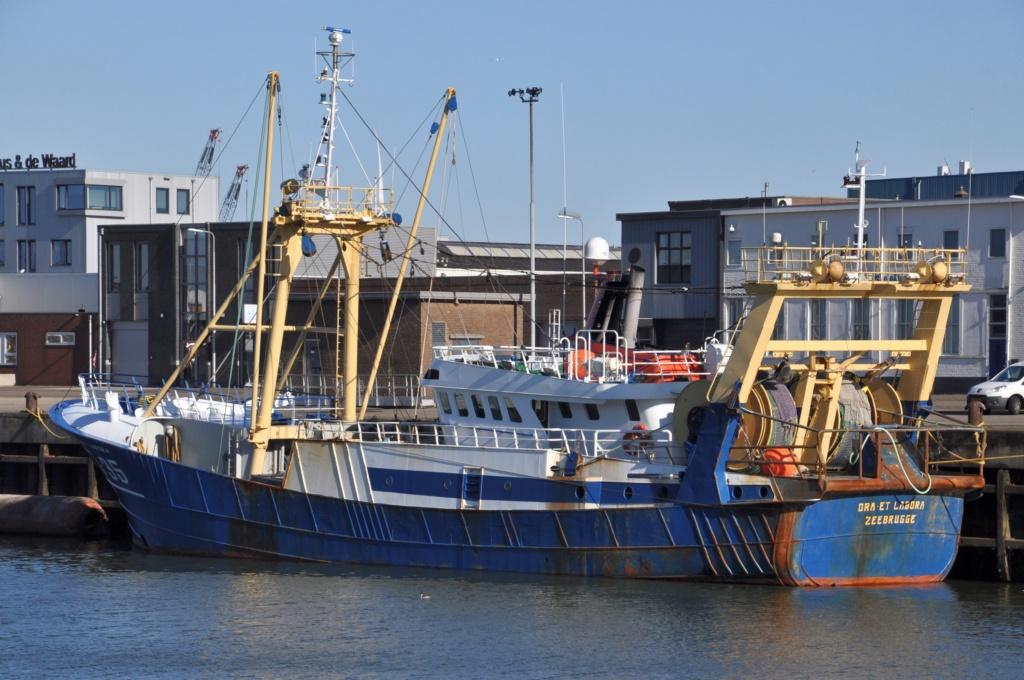 Photos des Navires Belge de la marchande,Fluviale et Pêche 2 Ora_et10