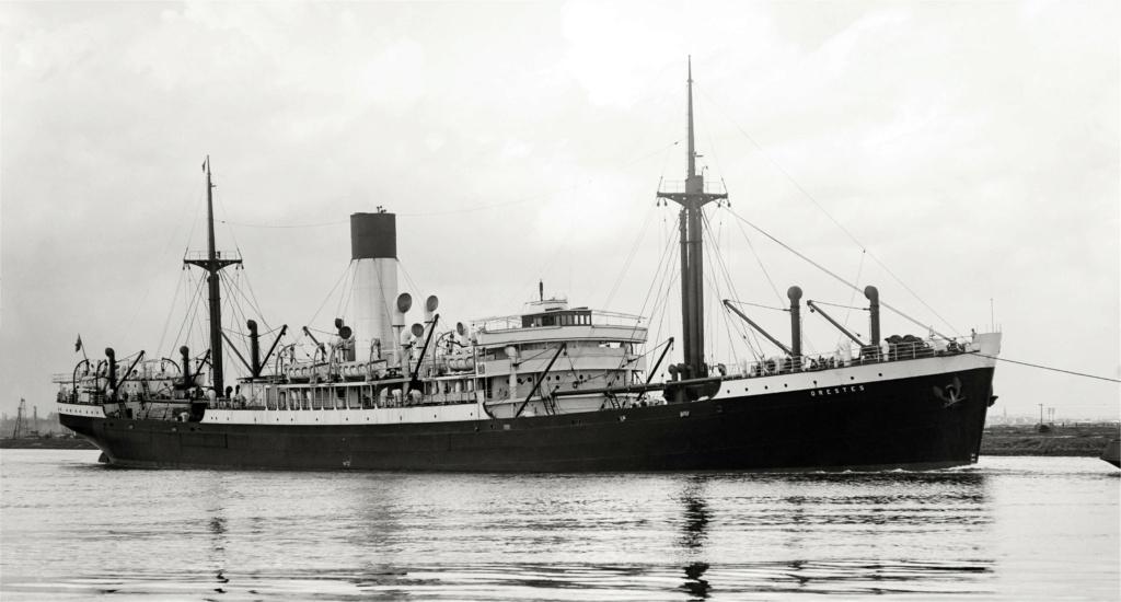 Photos General cargo avant 1940 (Plus 3000gt) 25 Oreste11