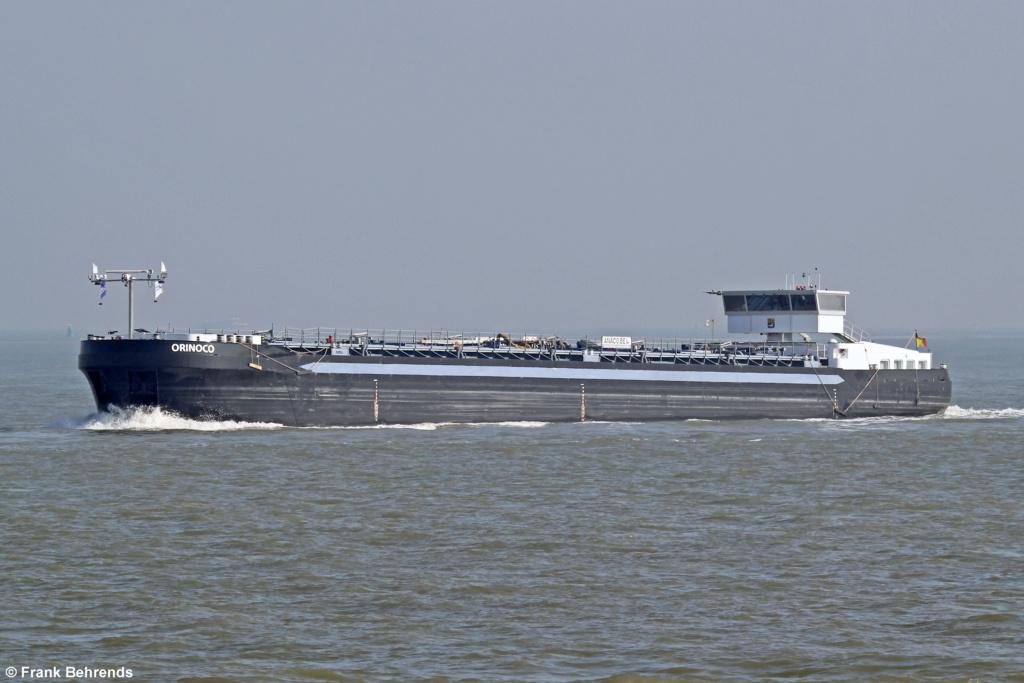 Photos des Navires Belge de la marchande,Fluviale et Pêche 2 Orinoc10