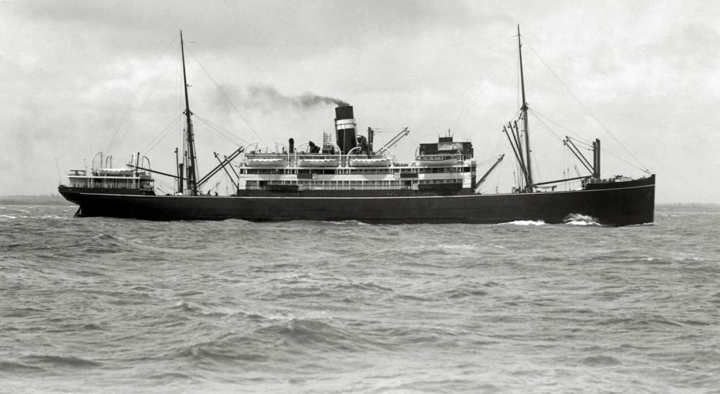 Photos General cargo avant 1940 (Plus 3000gt) 25 Orunga10