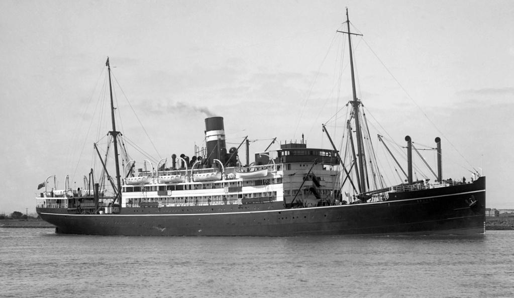 Photos General cargo avant 1940 (Plus 3000gt) 26 Orunga11