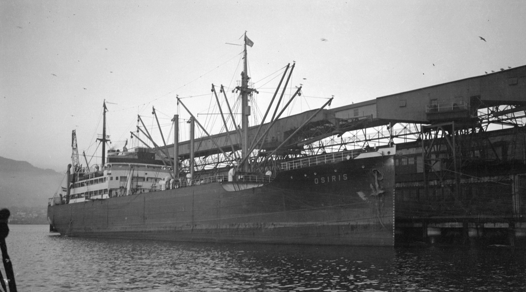 Photos General cargo avant 1940 (Plus 3000gt) 13 Osiris10