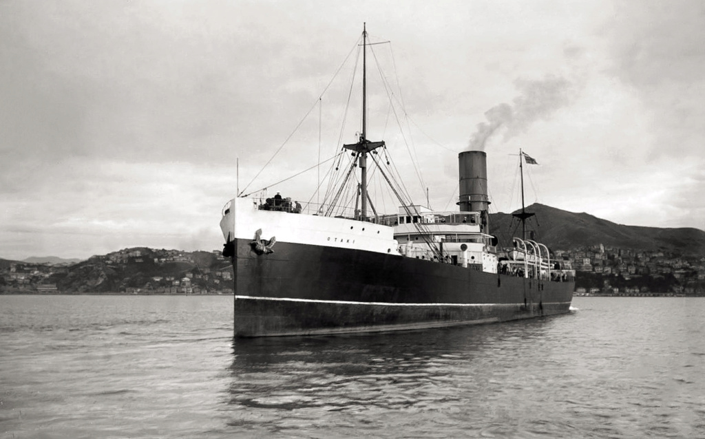 Photos General cargo avant 1940 (Plus 3000gt) 25 Otaki11