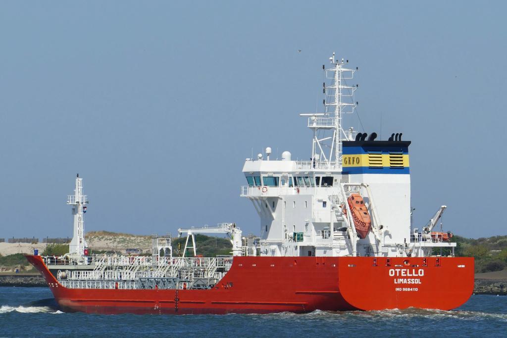 Photos de navires Luxembourgeois Armateur enre Belgique N/S Otello10
