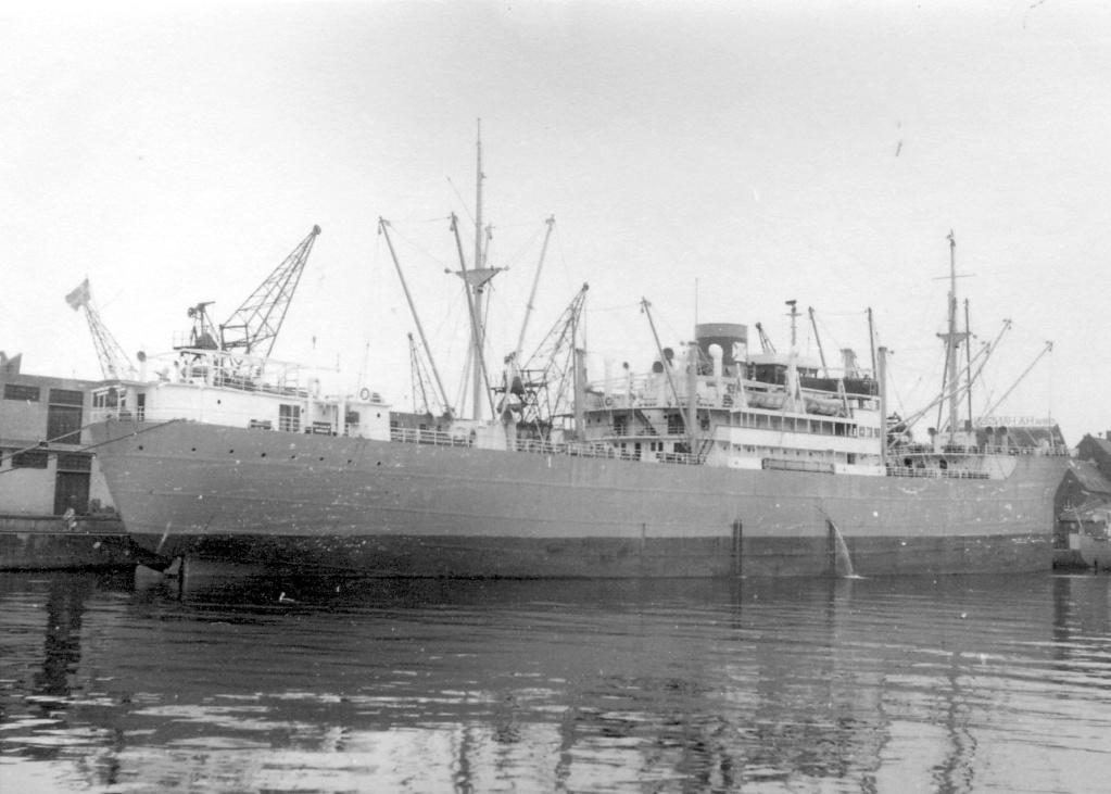 Photos General cargo avant 1940 (Plus 3000gt) 7  Otello11