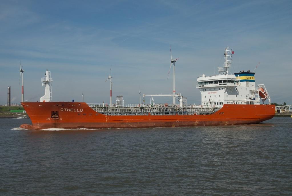 Photos de navires Luxembourgeois Armateur enre Belgique N/S Othell10