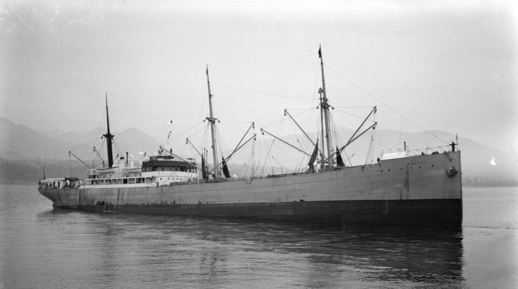 Photos General cargo avant 1940 (Plus 3000gt) 13 Pacifi11