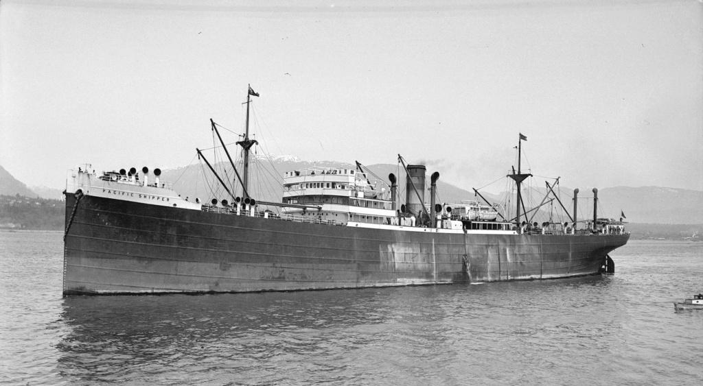 Photos General cargo avant 1940 (Plus 3000gt) 17 Pacifi12