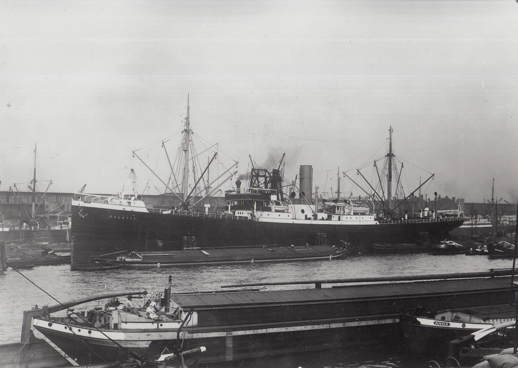 Photos General cargo avant 1940 (Plus 3000gt) 5  Palati12