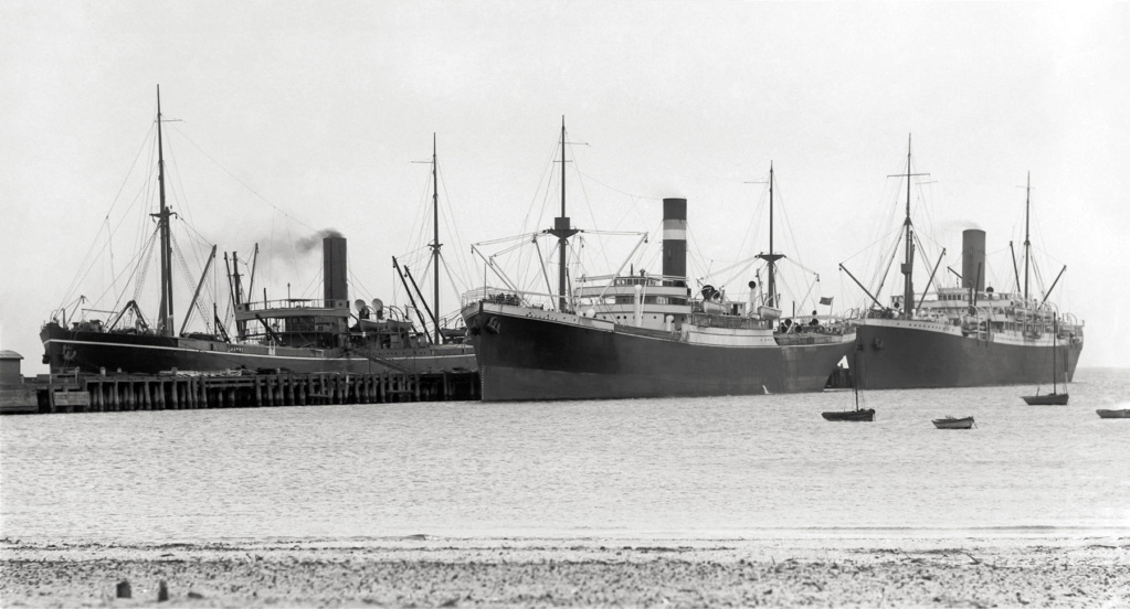 Photos General cargo avant 1940 (Plus 3000gt) 26 Palerm10