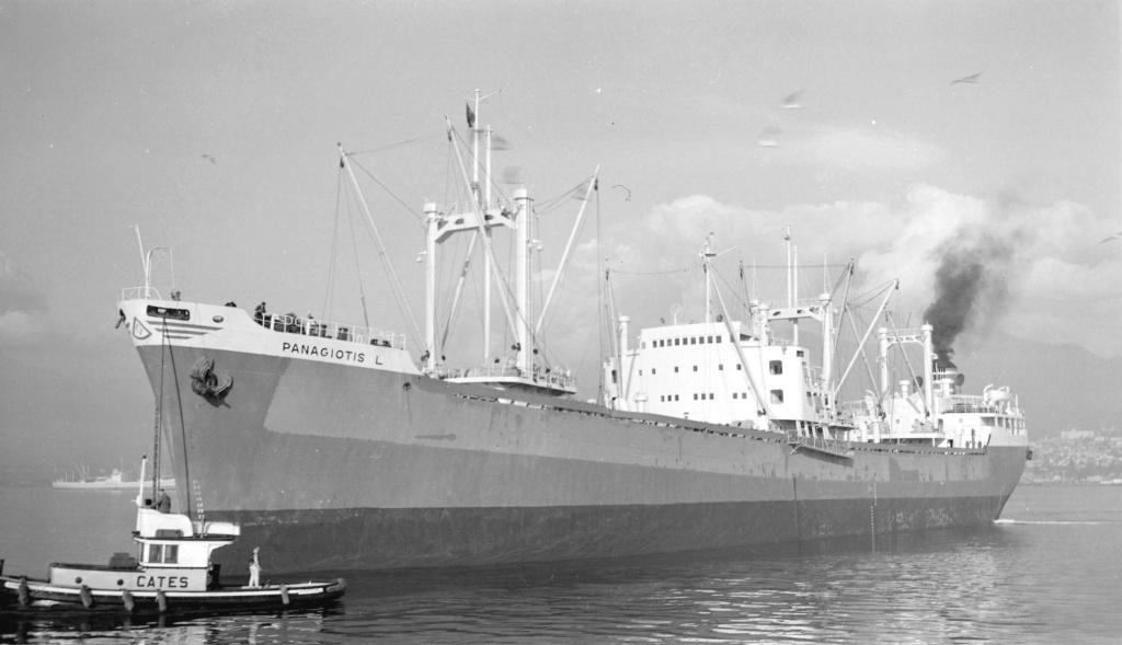 Photos Navires du monde construit entre 1950-1960 (5) Panagi10